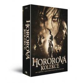 Hororová kolekce II: The Boy + Zlo nikdy nespí + Sirotčinec + SAW V. + Návrat do Silent Hill   - DVD