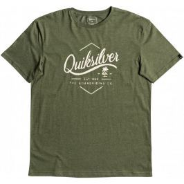 Quiksilver Ssclateseatales Tees Four Leaves S