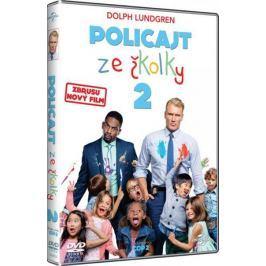 Policajt ze školky 2   - DVD