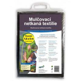 AGRO CS Mulčovací netkaná textilie černá 1,6 x 5 m