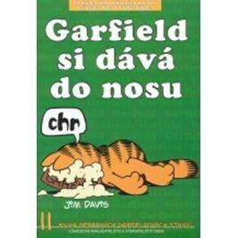 Davis Jim: Garfield si dává do nosu (č.11) - 2. vydání