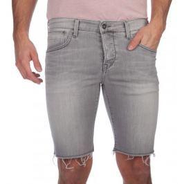 Pepe Jeans pánské kraťasy Chap 30 šedá