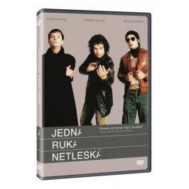Jedna ruka netleská   -  DVD