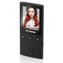 Hyundai MPC 501 FM, 8 GB, černá