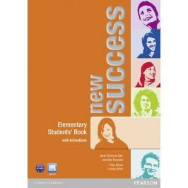 White Lindsay: New Success Elementary Students´ Book & Active Book Pack