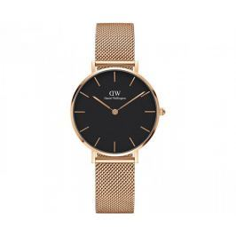 Daniel Wellington Petite Rose gold Black H26-381