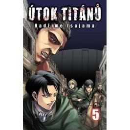 Isajama Hadžime: Útok titánů 5