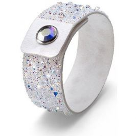 Oliver Weber Bílý náramek s krystaly Ocean Disco large 32189 WHI