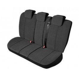 KEGEL Potahy na zadní sedadla Scotland L-XL Super Lux back, barva černá