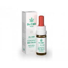 BioVita Dr. CBD Konopný bio olej 5 % 10 ml