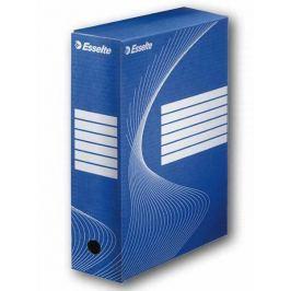 Krabice archivační modrá 100 mm
