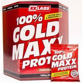 XXlabs 100% Gold Maxx Protein 1800g Banán