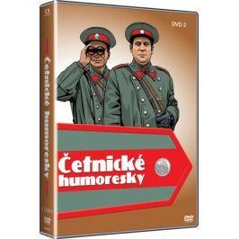 Četnické humoresky 2   - DVD
