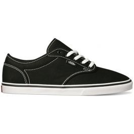 Vans Atwood Low (Canvas) Black/White 36