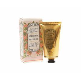 Panier des Sens Krém na ruce Růže a muškát (Hand Cream) 75 ml