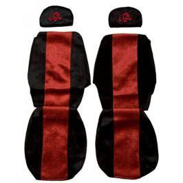 F-CORE Potahy na sedadla PS02, červené