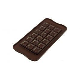 Silikomart Silikonová forma na čokoládu – zdobená čoko tabulka