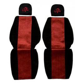 F-CORE Potahy na sedadla PS22, červené