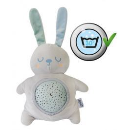 Pabobo Musical STAR PROJECTOR baterie SOFT PLUSH