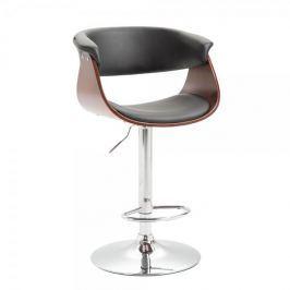 BHM Germany Barová židle Calais, coffee, černá