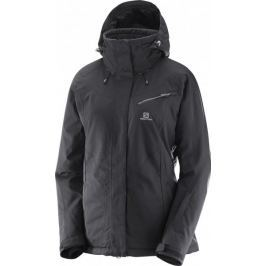 Salomon Fantasy Jkt W Black Heather S