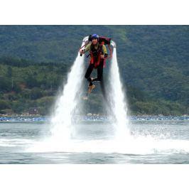 Poukaz Allegria - jetpack – létání nad vodní hladinou