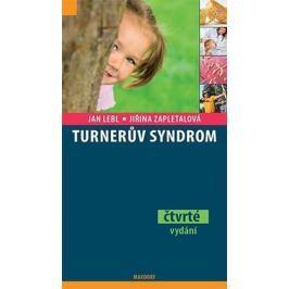 Lebl Jan, Zapletalová Jiřina,: Turnerův syndrom - 3. vydání