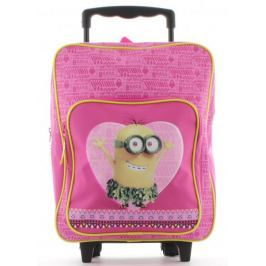 Dětský batoh na kolečkách Mimoňi