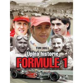 Hill Tim: Formule 1 - Úplná historie