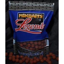 Mikbaits boilie Legends 10 kg 24 mm oliheň&javor