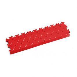 Fortelock Červený plastový vinylový nájezd 2015 (diamant) - 51 x 14 x 0,7 cm