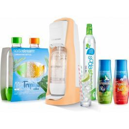 Sodastream JET Orange Tropical Edition Ostrov 2+2