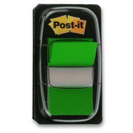 Záložky samolepicí Post-it 25,4 x 43,2/50 ks zelené