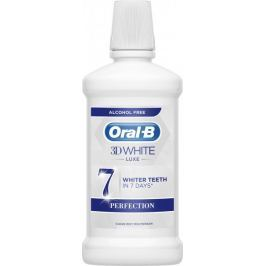 Oral-B White Luxe Perfection Ústní voda 500 ml