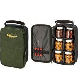 K-Karp Pouzdro 6 Cans Bait Bag