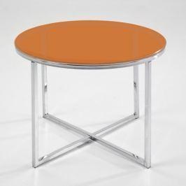 Design Scandinavia Konferenční stolek Claire kulatý