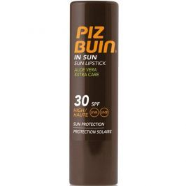 PizBuin Balzám na rty s Aloe Vera SPF 30 (In Sun Lipstick Aloe Vera Extra Care) 4,9 g