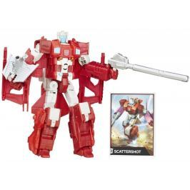 Transformers s doplňky a náhradním vybavením Scattershot