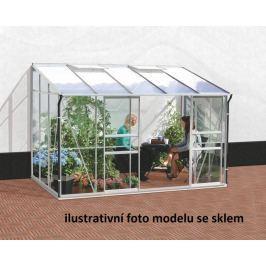 VITAVIA skleník VITAVIA IDA 6500 PC 6 mm stříbrný