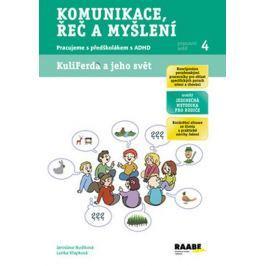 Budíková Jaroslava, Křapková Lenka: Komunikace, řeč a myšlení - Pracovní sešit 4