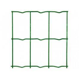 Zahradní síť MIDDLE poplastovaná Zn+PVC - výška 100 cm, role 25 m