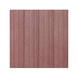 Červenohnědá plotovka PILWOOD 1000×120×11 mm