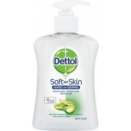 Dettol Tekuté mýdlo Aloe Vera a vitamín E 250 ml