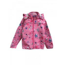 Topo dívčí bunda 92 růžová