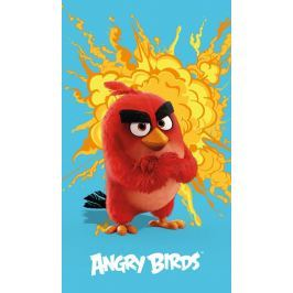 CTI Osuška Angry Birds 70x120 cm