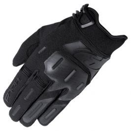 Held crossové rukavice  HARDTACK vel.9 černá (pár)