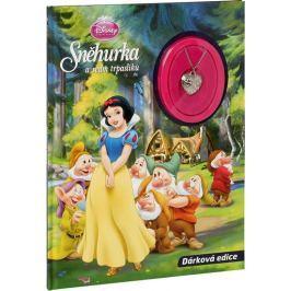 Disney Walt: Sněhurka a sedm trpaslíků s hračkou