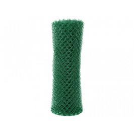 Čtyřhranné pletivo Zn+PVC (s ND) - výška 100 cm, zelená, 25 m