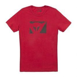 Dainese pánské triko COLOR NEW vel.L červená/černá
