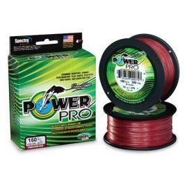 Power Pro PowerPro Splétaná šňůra 275 m red 0,19mm, 13kg